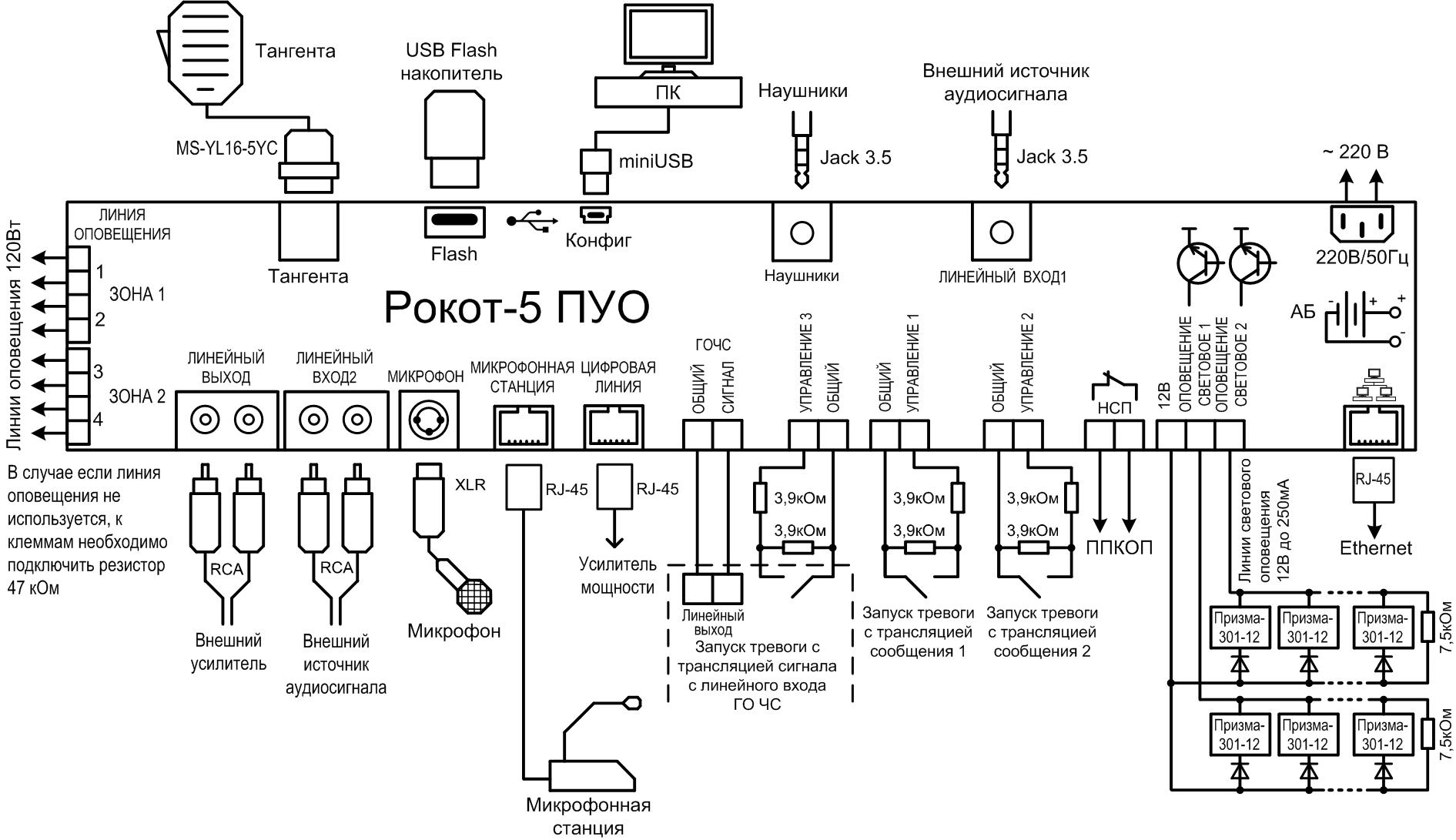 ио102-20 схема подключения